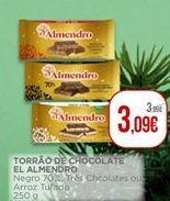 Oferta de Chocolates por 3,09€