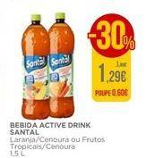 Oferta de Bebidas Santal por 1,29€
