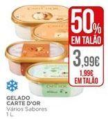 Oferta de Gelados Carte d'Or por 1,99€