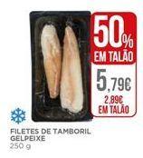 Oferta de Filé de peixe por 2,89€