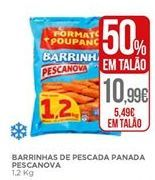 Oferta de Palitos de peixe por 5,49€