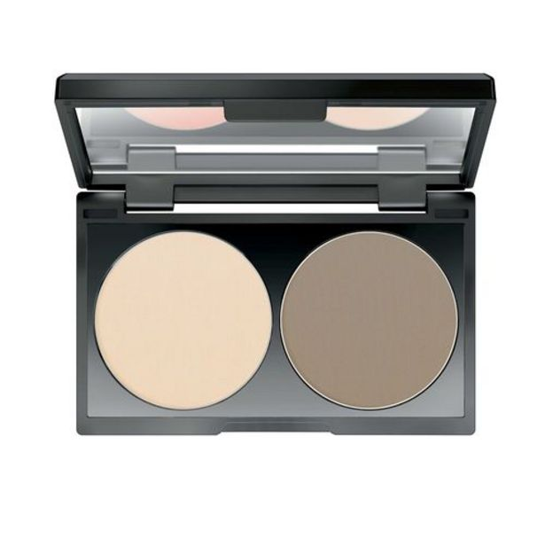 Oferta de Make Up Factory Duo Contouring Cream 08-Ash tan por 10,78€
