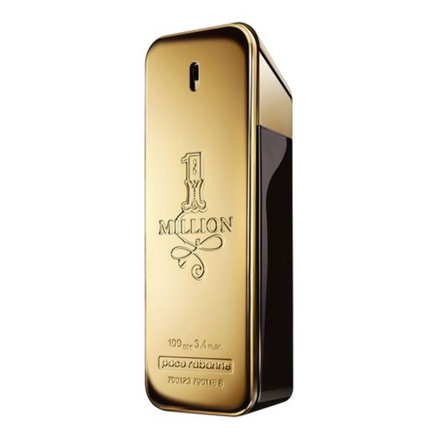Oferta de 1 Million Paco Rabanne Eau de Toilette 100 ml por 62,5€