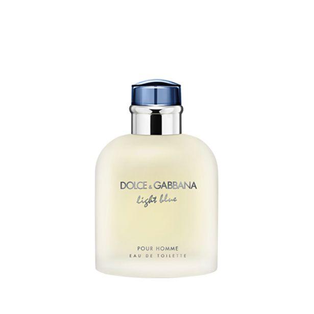 Oferta de Light Blue Pour Homme Dolce&Gabbana Eau de Toilette 125 ml por 64,9€