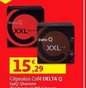 Oferta de Cápsulas de café Delta Q por 15,29€