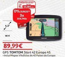 Oferta de Gps TomTom por 89,99€