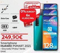 Oferta de Smartphones Huawei por 249,9€