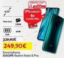 Oferta de Smartphones Xiaomi por 249,9€
