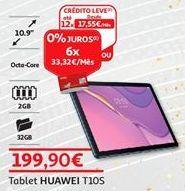 Oferta de Tablet Huawei por 199,9€