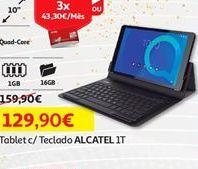 Oferta de Tablet Alcatel por 129,9€