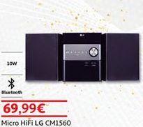 Oferta de Som HiFi LG por 69,99€