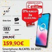Oferta de Smartphones Alcatel por 159,9€