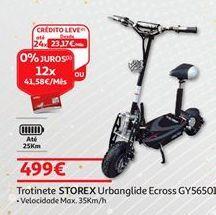 Oferta de Trotinete Storex por 499€
