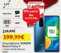 Oferta de Smartphones Xiaomi por 199,99€