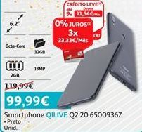 Oferta de Smartphones Qilive por 99,99€