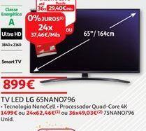 Oferta de Tv 65'' led LG por 899€
