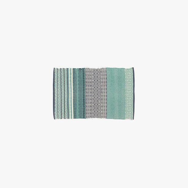 Oferta de Tapete Verde 70x110 cm por 9,99€