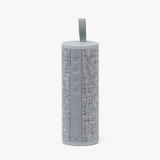 Oferta de Coluna de Som Music4EveryCat RAP Cinza por 29,99€