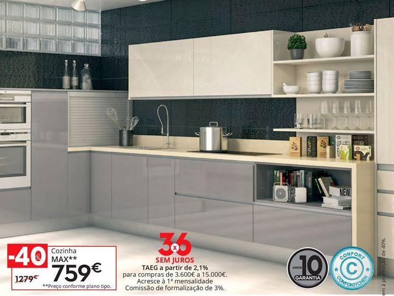 Oferta de Cozinhas por 759€