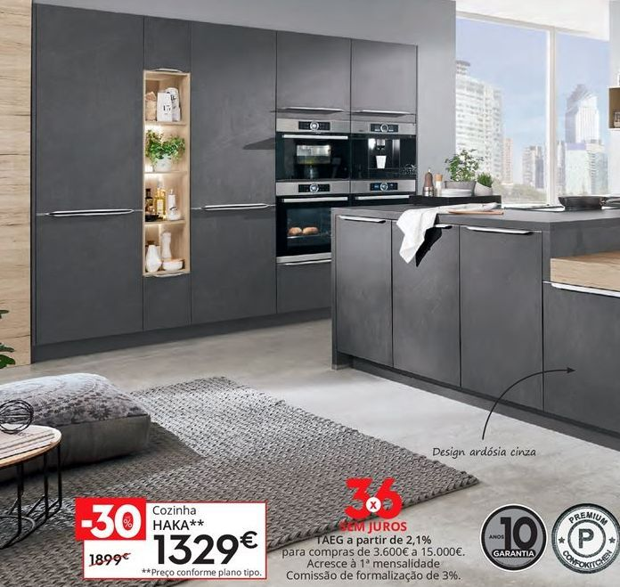 Oferta de Cozinhas por 1329€