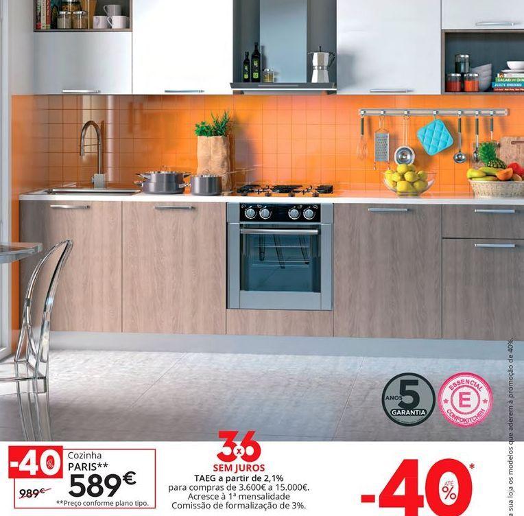 Oferta de Cozinhas por 589€