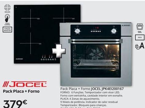 Oferta de Forno Jocel por 379€