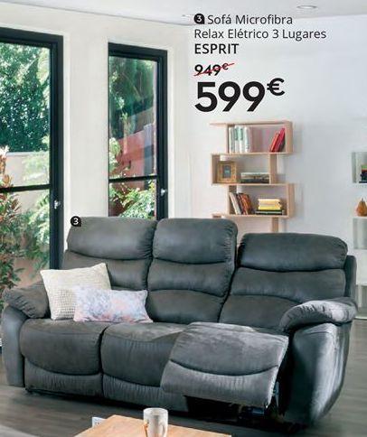 Oferta de Sofá ESPIRIT por 599€