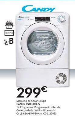 Oferta de Secadora Candy por 299€