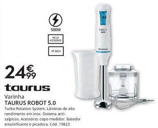 Oferta de Varinhas para misturar Taurus por 24,99€