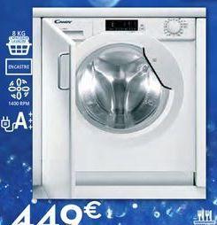 Oferta de Máquina lavar roupa Candy por 449€
