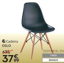 Oferta de Cadeiras por 37,99€
