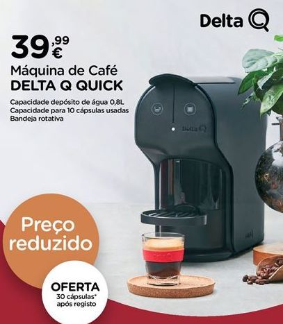 Oferta de Cafeteira por 39,99€