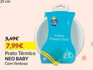 Oferta de Prato térmico Neo Baby por 7,99€