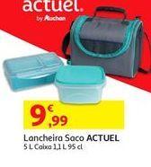 Oferta de Lancheira saco Actuel por 9,99€