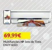 Oferta de Impressora multifuncional HP por 69,99€