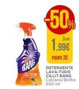Oferta de Detergente lava-tudo Cillit Bang por 1,99€