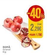 Oferta de Romã por 2,29€