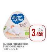 Oferta de Queijo fresco Burgo de Arias por 3,45€