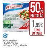 Oferta de Jardineira Pescanova por 0,99€