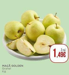Oferta de Maçã golden por 1,49€