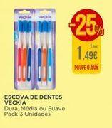 Oferta de Escova de dentes Veckia por 1,49€