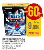Oferta de Detergente para máquina de loiça Finish por 9,99€