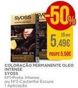 Oferta de Coloração Syoss por 5,49€