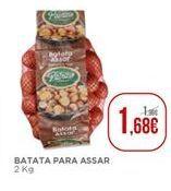 Oferta de Batata para assar por 1,68€