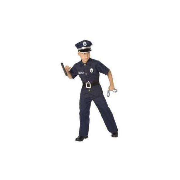 Oferta de Cosplay Creation - Disfarce infantil - Polícia com acessórios 5-7 anos por 14,99€