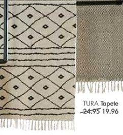 Oferta de Tapete por 19,96€