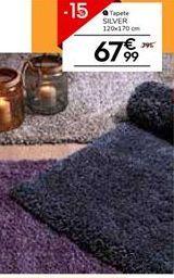 Oferta de Tapete por 67,99€