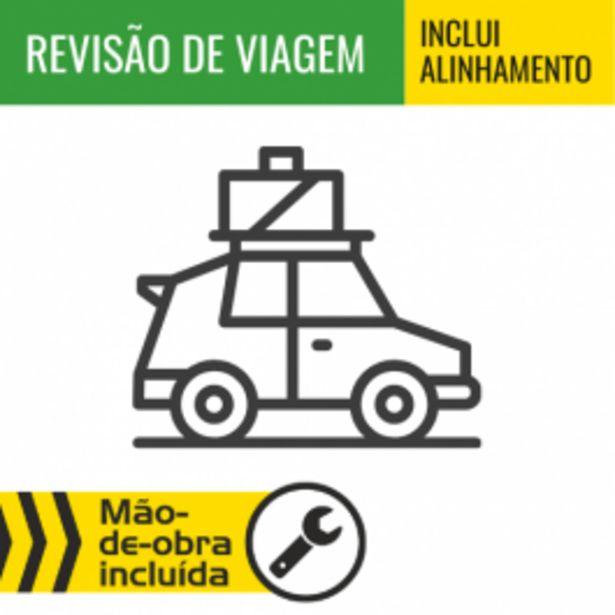 Oferta de REVISÃO DE VIAGEM ALINHAMENTO INCLUÍDO por 29,95€