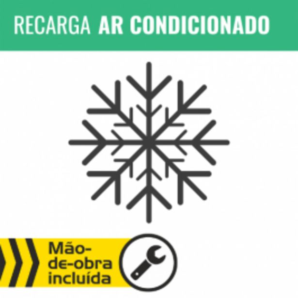 Oferta de RECARGA DE AR CONDICIONADO R134A por 54,9€