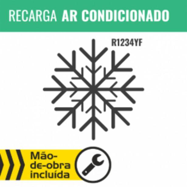 Oferta de RECARGA DE AR CONDICIONADO R1234YF por 139,95€